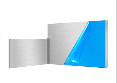 Cold Resistance 5052 Aluminum Plate Industrial Automotive 5052 Aluminum Sheet