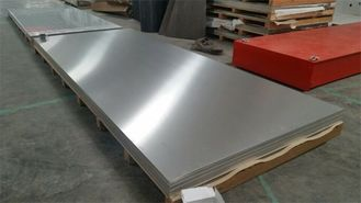 Alloy Type Aluminium 6061 Sheets , Building Structure Use 6061 T6 Aluminum Plate